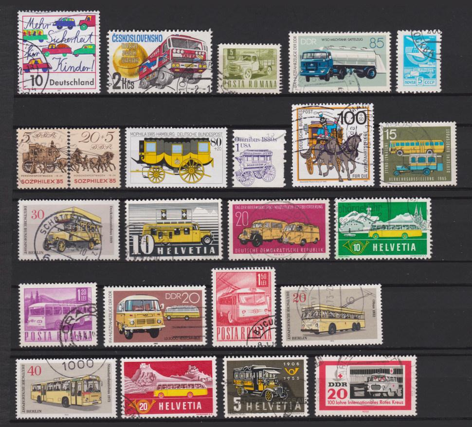Briefmarken Umtauschen