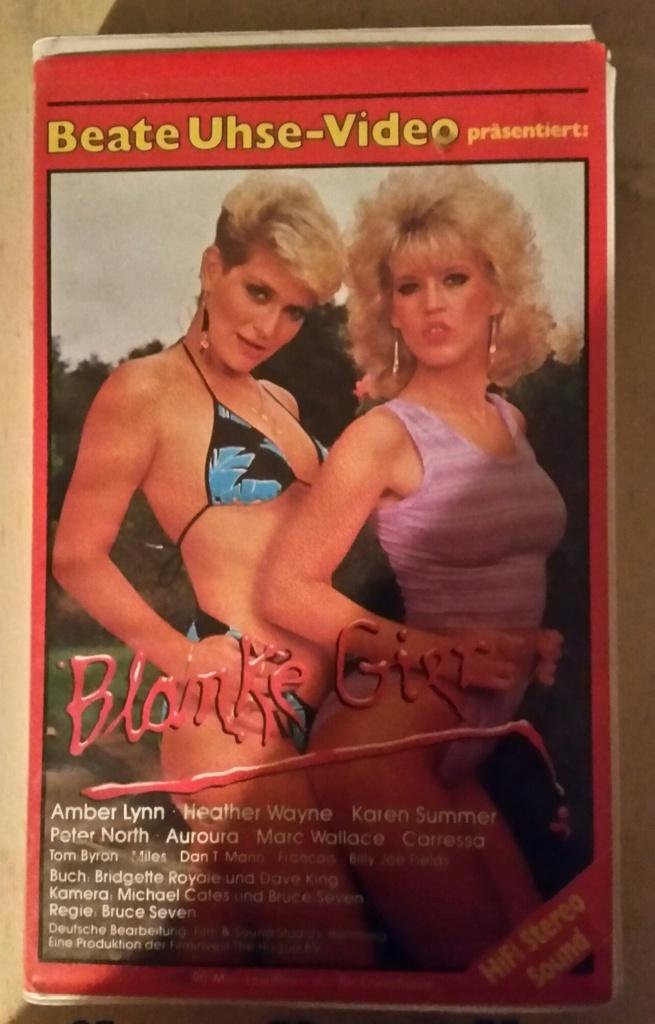 VHS porno meisje lesbische porno Videos